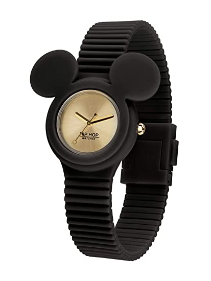 Hip Hop Watches - Reloj para Mujer - Edición Especial Aniversario de Mickey Mouse - Colección