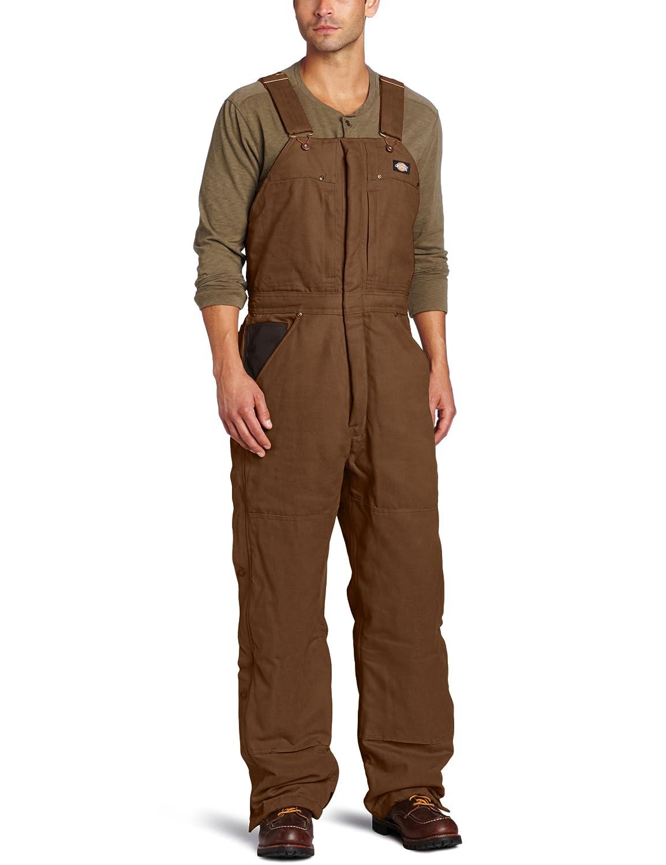 Dickies mens Sanded Duck Bib Overall Dickies Men' s Sportswear