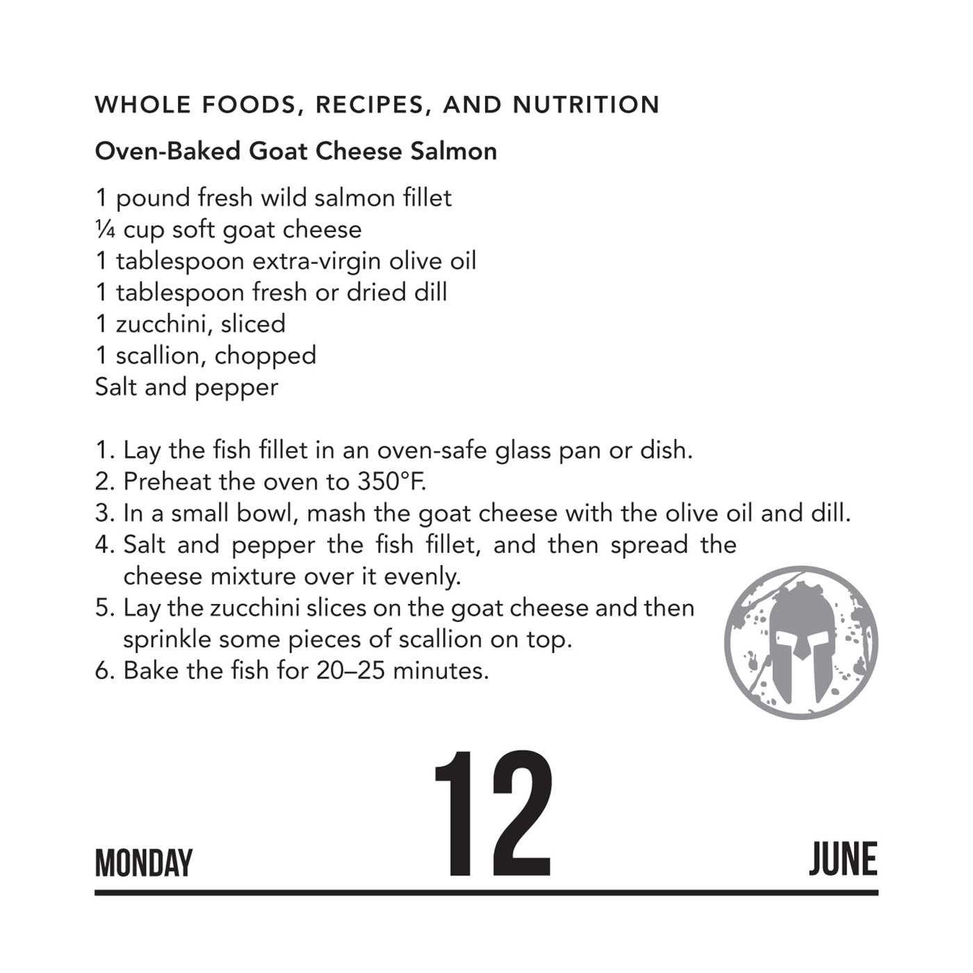 2017 Day-to-Day Calendar: 365 Tips, Recipes, and Workouts for Living  Spartan: Joe DeSena: 0676728031406: Amazon.com: Books