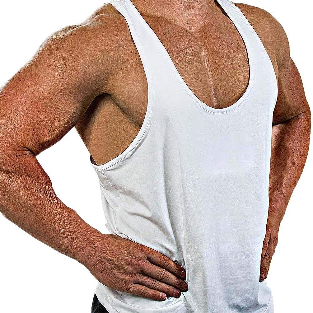 Herren Camo Fitness Gym Sport Stringer Tank Tops Bodybuilding Muscleshirt Weste