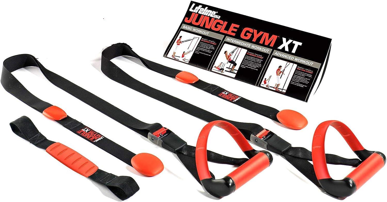 Jungle Gym XT by Jordan Fitness: Amazon.es: Deportes y aire libre