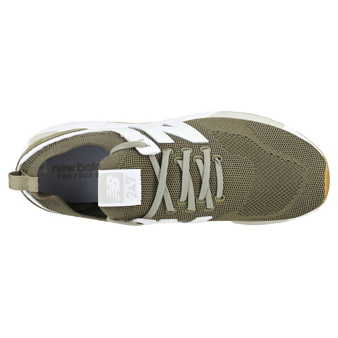 homme / femme, nouvel équilibre bien 247 formateurs vert bien équilibre renommée mondiale laisse nos marchandises va dans le monde respirable chaussures d22862