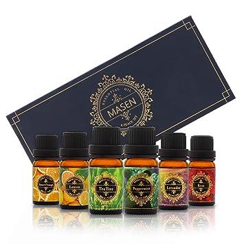 Boxed Set 4 Aromatherapy (Essential Oils)