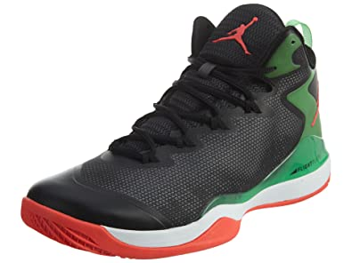 innovative design 8353d 3ce56 Nike Men s Jordan Super. Fly 3 Black Red White 684933-030 (