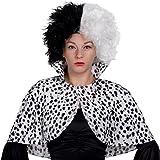 I Love Fancy Dress Ilfd4042st Dalmatien Impression Cape (Standard)