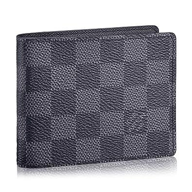 classic 1fcdb 73f72 Amazon | ルイヴィトン LOUIS VUITTON 財布 二つ折り財布 メンズ ...