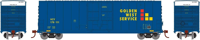 ATH1471 Athearn N 50 Smooth High Cube Plug Door Box VCY #179111