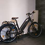 NCM Milano Bicicleta eléctrica de Trekking, 250W, Batería 48V 13Ah ...