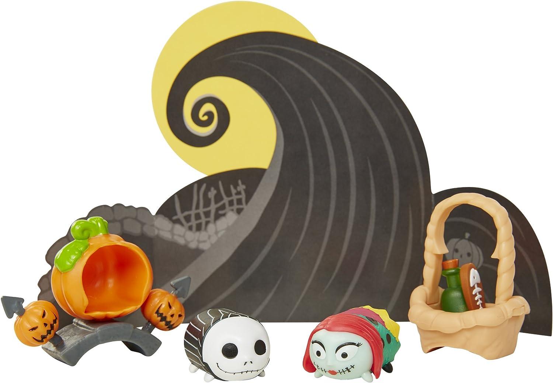 Tsum Tsum Nightmare Before Christmas Jack & Sally Seasonal Gift Pack