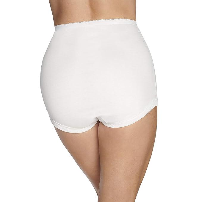 b5b6dda2dda8ff Vanity Fair Women's Lollipop Leg Band Brief Panties 3 Pack 15367 at Amazon  Women's Clothing store: Briefs Underwear