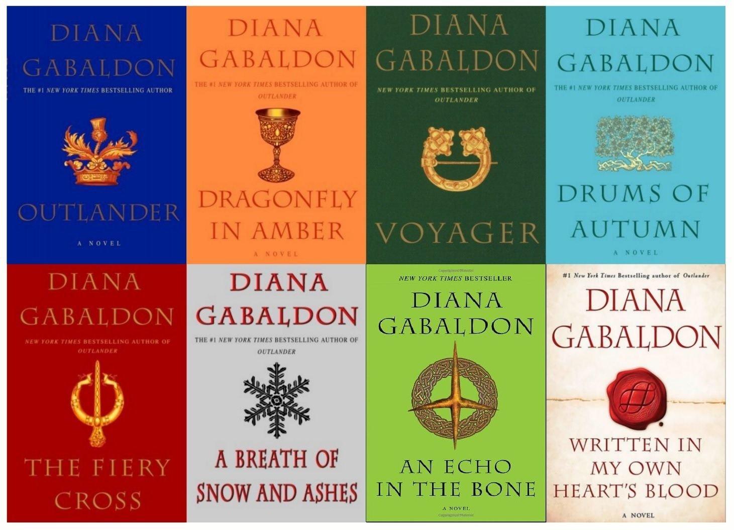 Image result for Outlander novel series by Diana Gabaldon