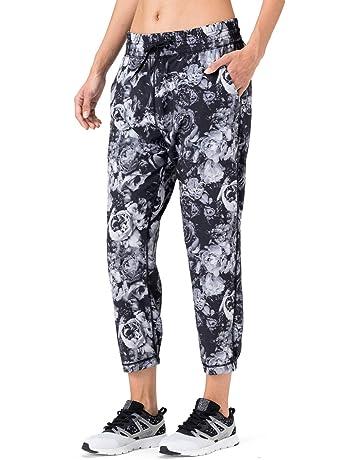 f33d1570d66ca Naviskin Women's UPF 50+ Sun Protection Outdoor Capri Pants Lightweight  Workout Running Jogger Yoga Capri