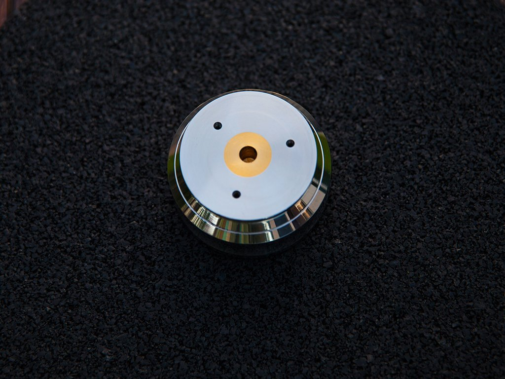 Fusion 1030 g Tocadiscos placa de peso Peso Puck Peso Stabilizer ...