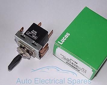 lucas 31788 57SA 3 position toggle Light Switch GENUINE: Amazon.co ...