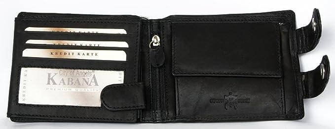 Amazon.com: Billetera Kabana con 18 inch larga de hombres ...