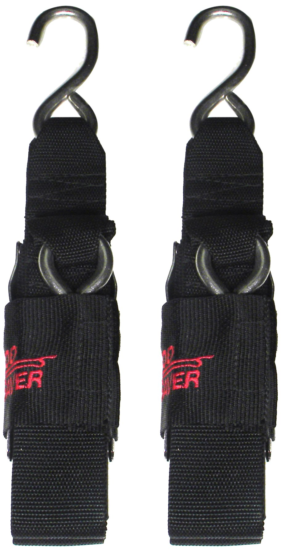 Rod Saver Stainless Steel Overcenter Buckle 3' Tie-Down by Rod Saver