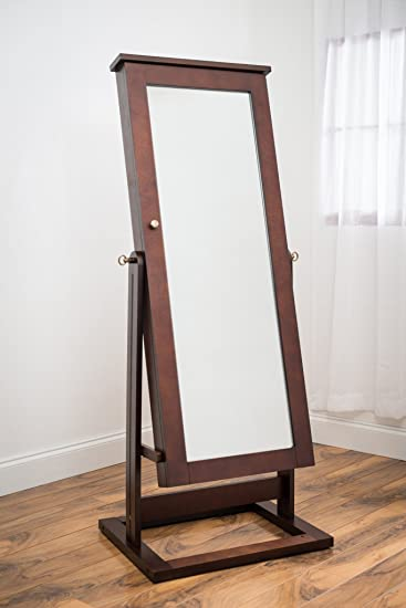hives and honey cheval jewelry armoire and mirror amazoncom antique jewelry armoire