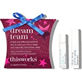 thisworks Dream Team Gift Set, Includes Stress Check Roll-On and Deep Sleep Pillow Spray