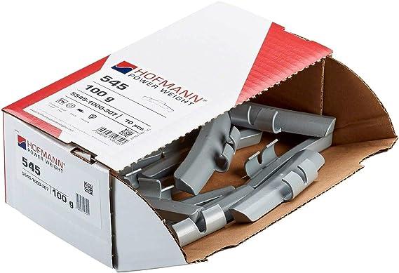 10x Schlaggewicht Lkw Felgen Typ 545 100 G Hofmann Power Weight Wuchtgewichte Alufelgen Alcoa Auto