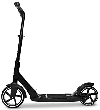 Amazon.com: EXOOTER M7 patinete manual para adultos con ...