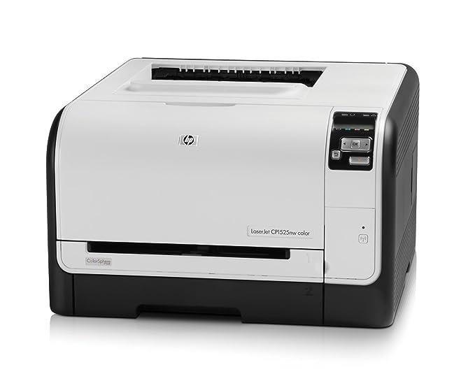 HP LaserJet Pro Color CP1525nw - Impresora láser color (12 ppm, A4)