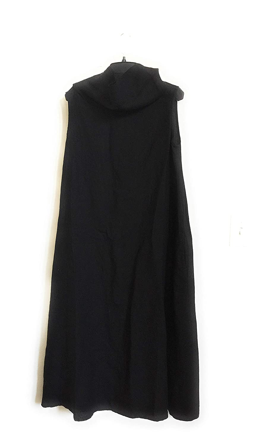 0a3d017088 Bryn Walker Black Linen Henrietta Dress Size S MSRP  158 at Amazon Women s  Clothing store