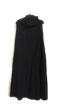 fc6eb4bc71 Bryn Walker Black Linen Henrietta Dress Size S MSRP  158 at Amazon ...