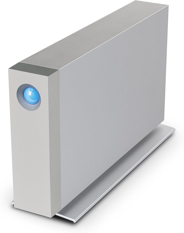 LaCie d2 - Disco Duro Externo 3.5 para Mac y PC de 4 TB ...