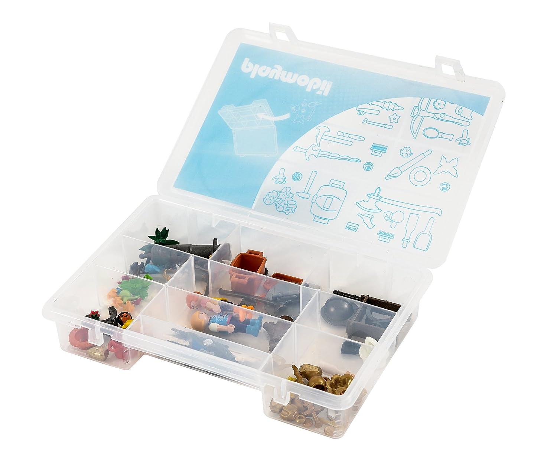 Playmobil 064662 Storage Box + Compartment Box - Princesses: Amazon ...