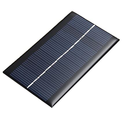 Buy Generic 4 Piece Mini 6v 1w Solar Panel Bank Solar Power Panel Diy Home Module For Light Battery Phone Toy Chargers Portable Online At Low Prices In India Amazon In