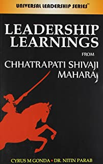 Leadership Learnings from Chhatrapati Shivaji Maharaj price comparison at Flipkart, Amazon, Crossword, Uread, Bookadda, Landmark, Homeshop18