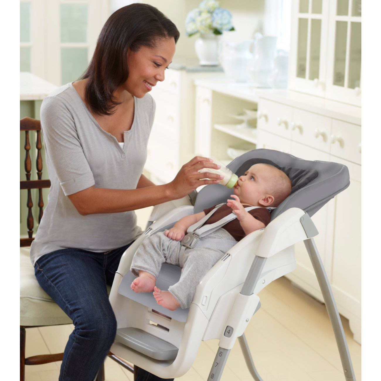 Graco TableFit Baby High Chair, Finley by Graco (Image #5)