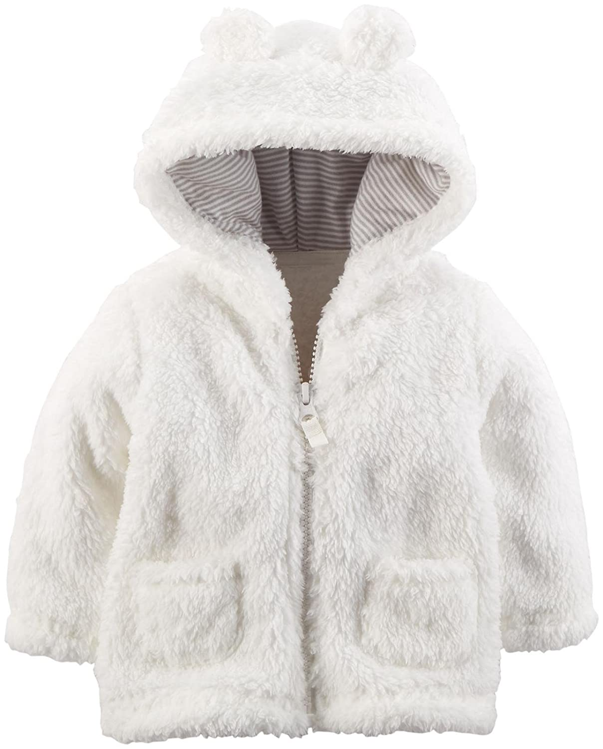 Carter's Unisex Baby Sherpa Jacket (Baby)