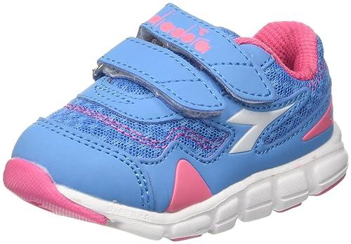 Diadora Flamingo I, Zapatillas de Running para Niños: Amazon.es: Zapatos y complementos
