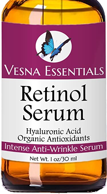Vesna Essentials Retinol Serum