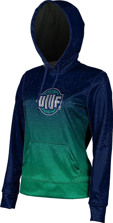 School Spirit Sweatshirt Ombre ProSphere University of West Florida Girls Pullover Hoodie