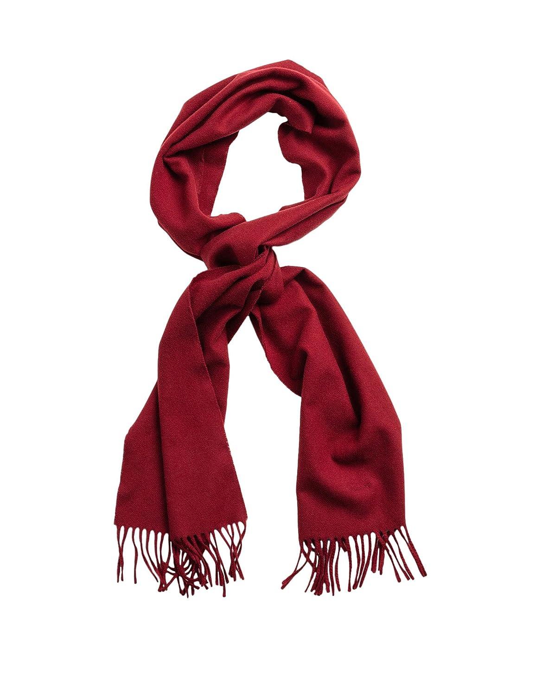 Gant Solid Wool Scarf Sciarpa Uomo