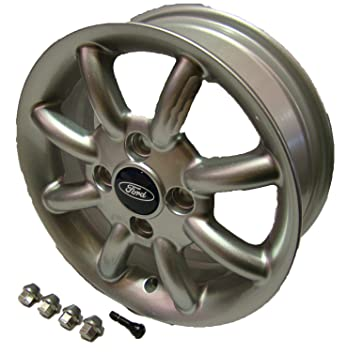 Ford Ka Spider J X  Inch Alloy Wheel For