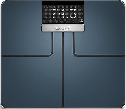Amazon.com: Garmin 010-01591-10 Garmin Index Smart Scale - Black International Version: Electronics