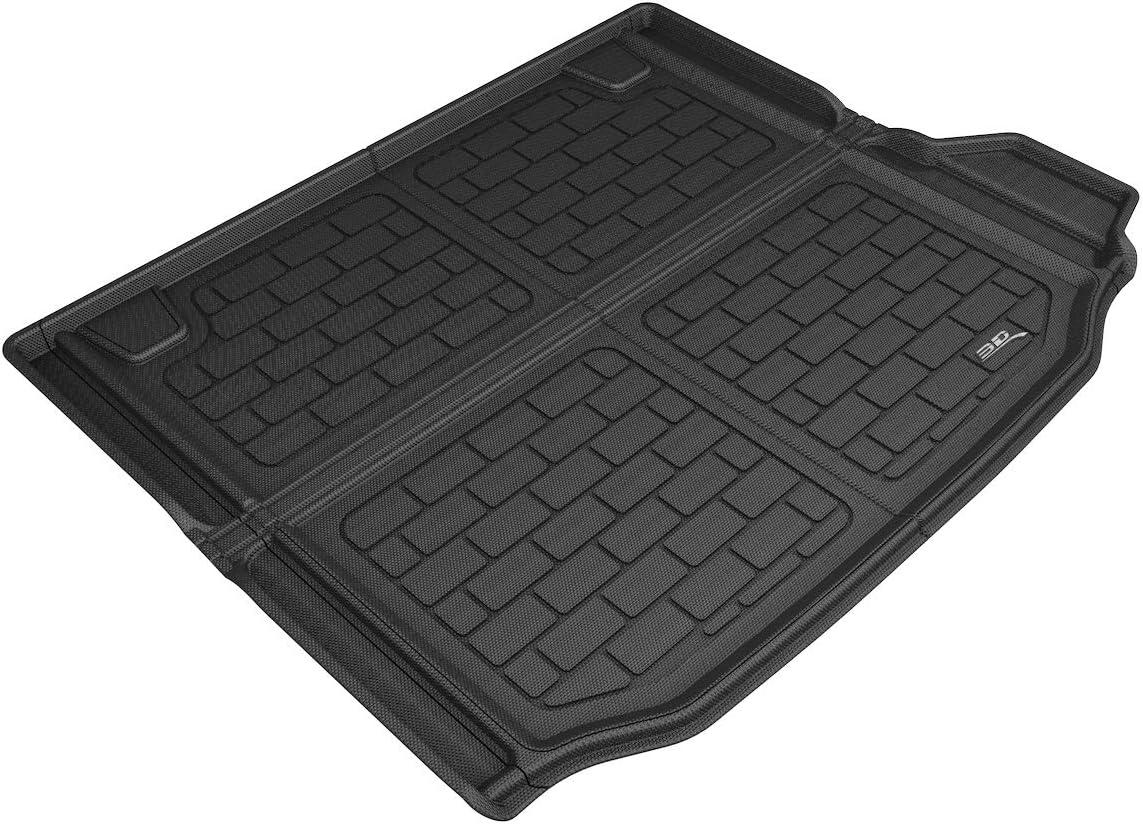 Maxpider Floor Mat M1VW0841309 For Atlas 18-19 Kagu Black Cargo Liner Cross Fold