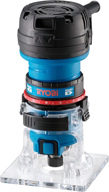 リョービ(RYOBI) トリマ MTR-42 軸径6mm