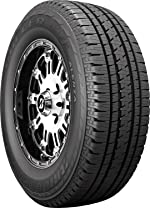 Bridgestone Dueler H/L Alenza Highway Terrain SUV Tire P285/45R22 110 H