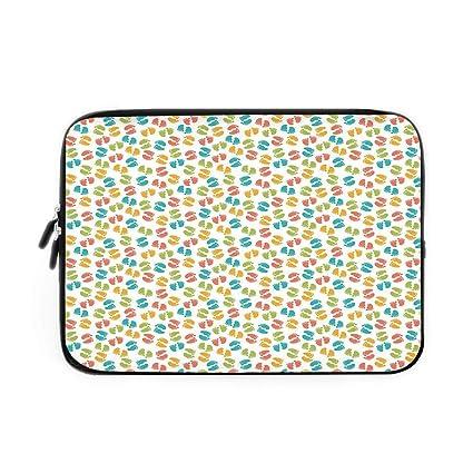 Amazon com: Baby Laptop Sleeve Bag,Neoprene Sleeve Case/Colorful