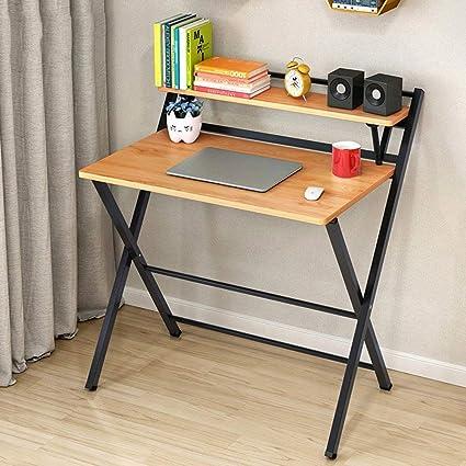 Mesa plegable/Mesa plegable portátil/Cómodo escritorio de ...
