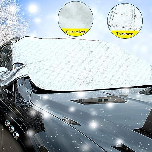 Freedom Full Protect Windshield Cover Car Sunshade Winter Anti-snow Waterproof