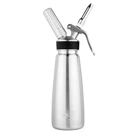 Amazon Stainless Steel Whipped Cream Dispenser By Sweetnik