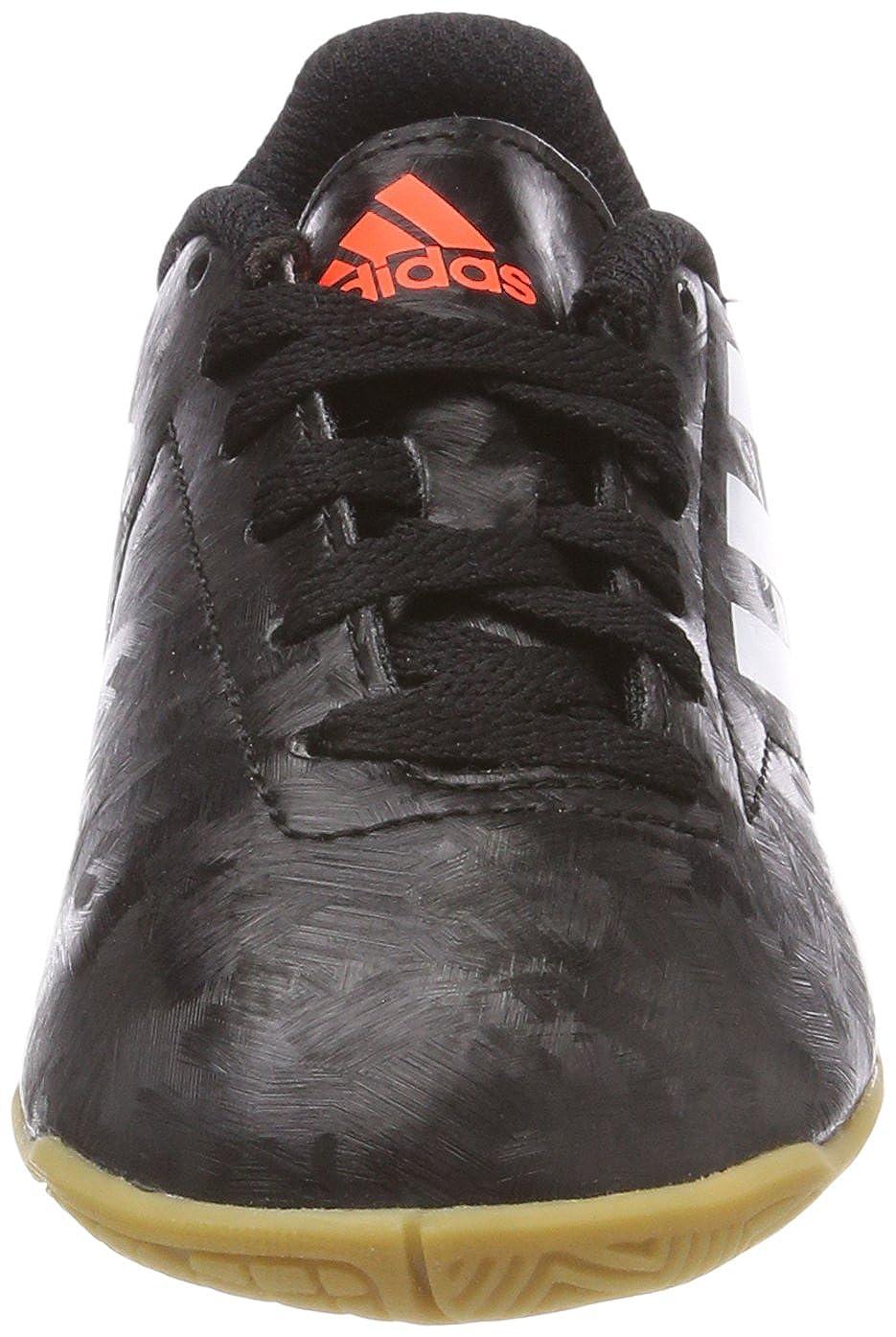 size 40 17b07 d3200 adidas Conquisto II In J, Zapatillas de Gimnasia para Niños Amazon.es Zapatos  y complementos