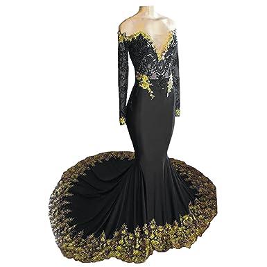 808848389d6 BridalAffair Sexy Deep V-Neck Mermaid Prom Dresses 2018 Sheer Long ...