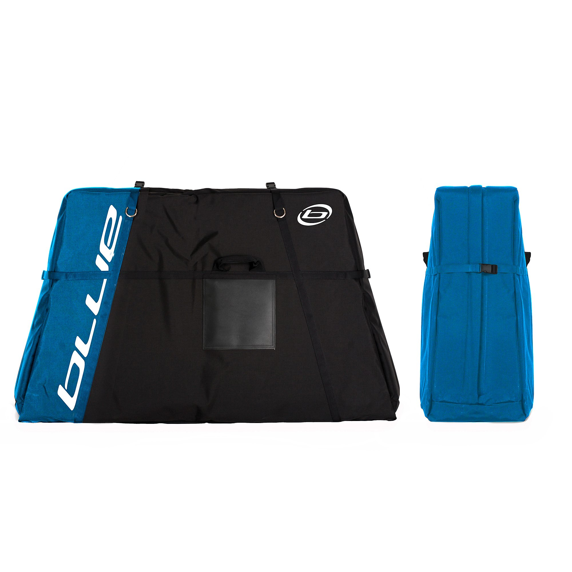 Blue Bike Travel Case with Wheels by Blue Competition Cycles (Image #3)
