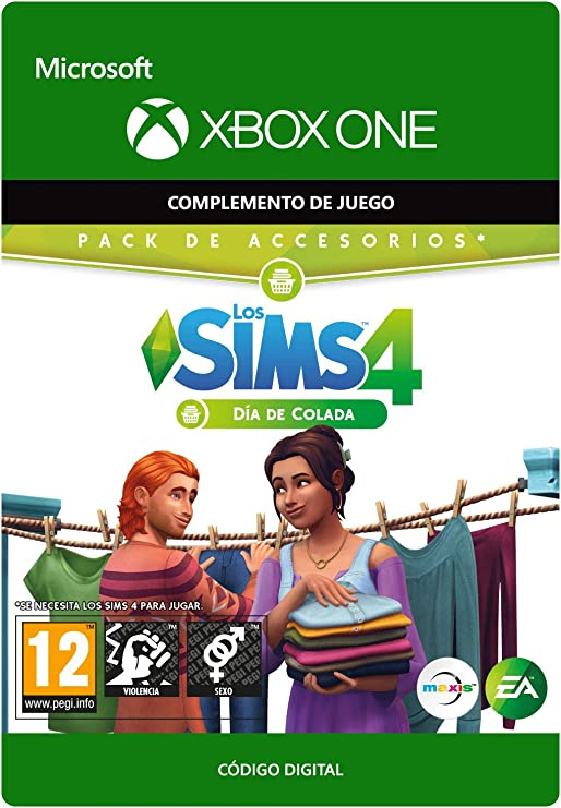 THE SIMS 4: LAUNDRY DAY STUFF - Xbox One - Código de descarga ...